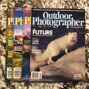 Outdoor Photographer Magazines